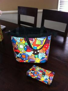 From Tanya: Bucket Bag and Coin Purse