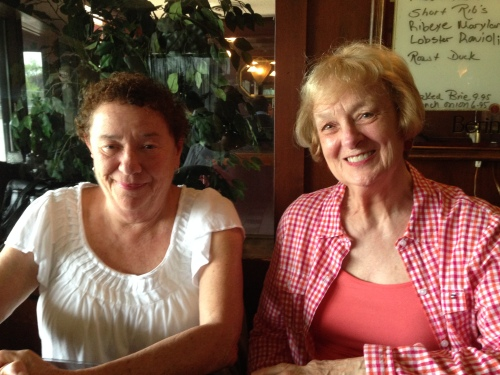 Mother's Day 2015 - Tammy and Barbara
