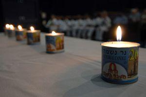 Yahrtzeit Candles