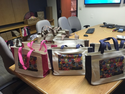 16 More Katie Kits to clinic - Aug 2016