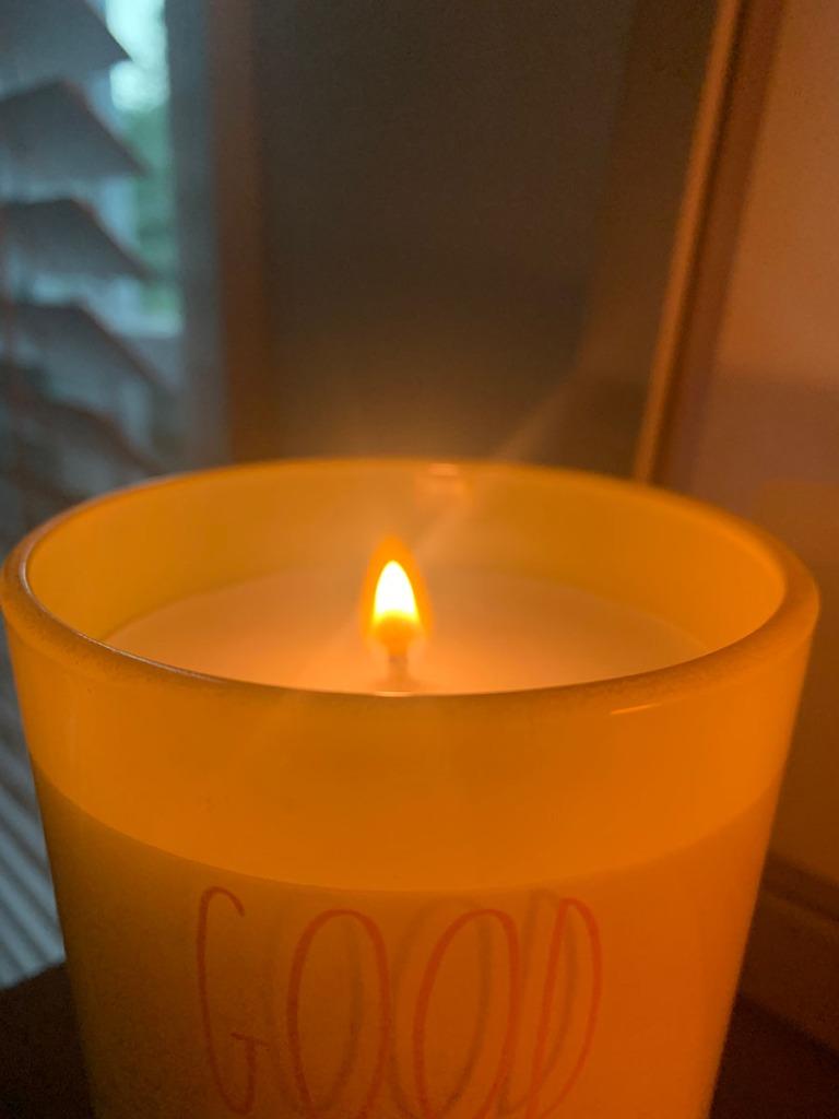 Tanya and Joe's Candle